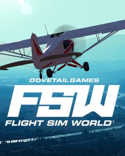 Flight Sim World krabice
