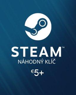 Náhodný Steam klíč 5€ krabice