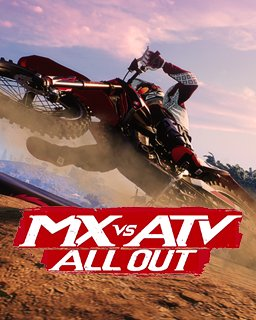 MX vs ATV All Out krabice