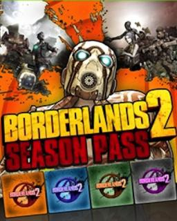 Borderlands 2 Season Pass EU