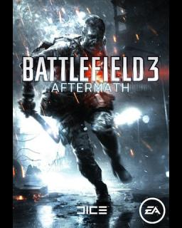 Battlefield 3 Aftermath krabice