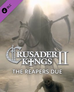 Crusader Kings II The Reapers Due krabice