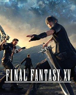 Final Fantasy XV krabice