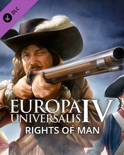 Europa Universalis IV Rights of Man krabice