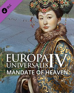 Europa Universalis IV Mandate of Heaven krabice