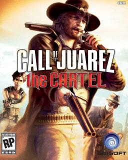 Call of Juarez The Cartel krabice