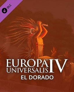 Europa Universalis IV El Dorado krabice