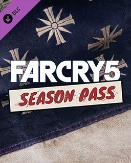 Far Cry 5 Season Pass krabice