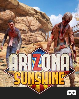 Arizona Sunshine VR krabice