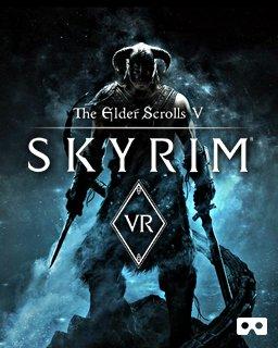 The Elder Scrolls V Skyrim VR krabice
