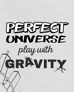 Perfect Universe Play with Gravity krabice