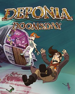 Deponia Doomsday krabice