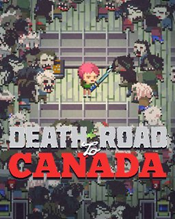 Death Road to Canada krabice