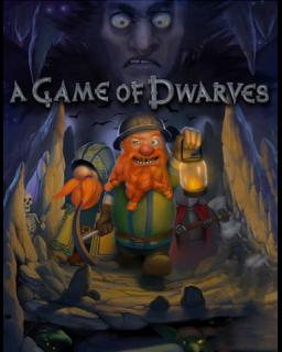 A Game of Dwarves krabice