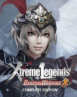 DYNASTY WARRIORS 8 Xtreme Legends Complete Edition krabice