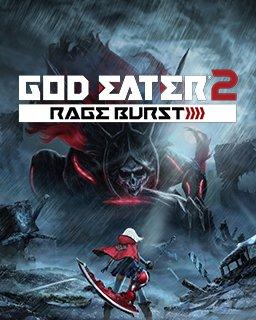 GOD EATER 2 Rage Burst krabice
