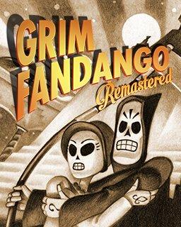 Grim Fandango Remastered krabice