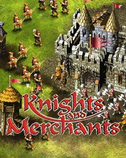 Knights and Merchants krabice