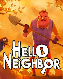 Hello Neighbor krabice