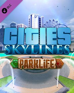 Cities Skylines Parklife krabice