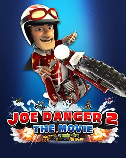 Joe Danger 2 The Movie krabice