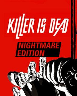 Killer is Dead Nightmare Edition krabice