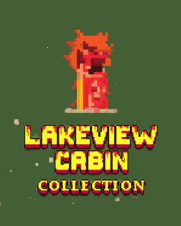 Lakeview Cabin Collection krabice