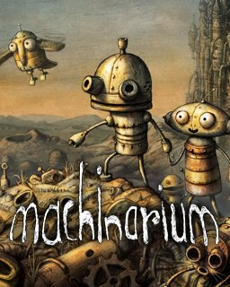 Machinarium krabice