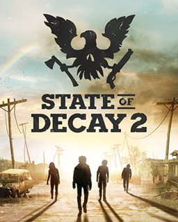 State of Decay 2 krabice