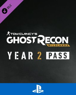 Tom Clancys Ghost Recon Wildlands Year 2 Pass krabice