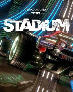 Trackmania 2 Stadium krabice