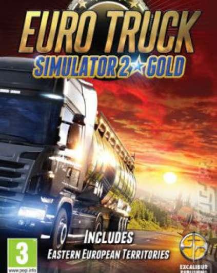 Euro Truck Simulátor 2 GOLD