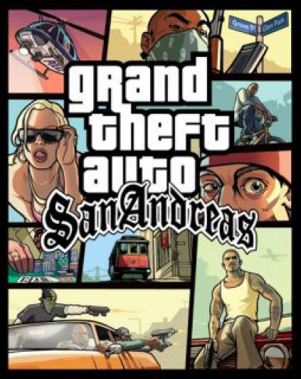 Grand Theft Auto San Andreas, GTA San Andreas