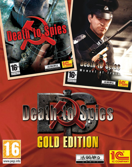 Death to Spies Gold