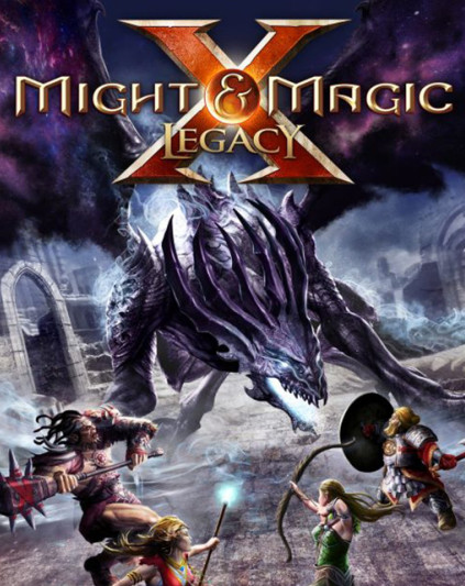 Might and Magic X Legacy Deluxe Edition