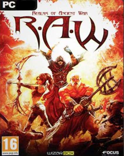 R.A.W. Realms of Ancient War RAW