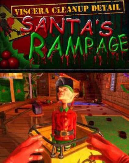 Viscera Cleanup Detail Santas Rampage