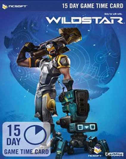 Wildstar 15 Dní předplacená karta