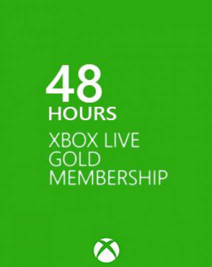 Xbox Live Trial Gold 48h