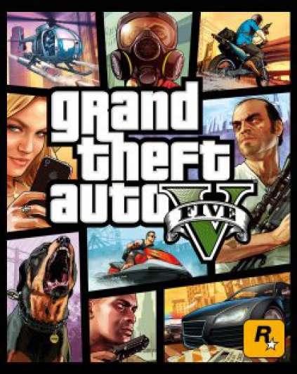 Grand Theft Auto V, GTA 5 Steam