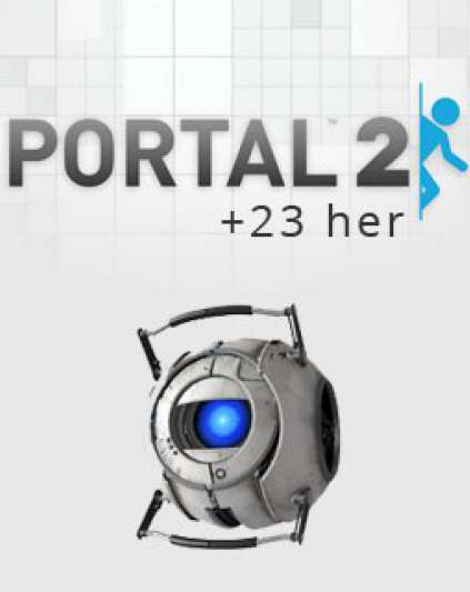 Portal 2 + 23 her