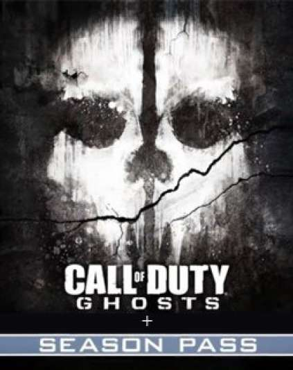Call of Duty Ghosts + Season Pass