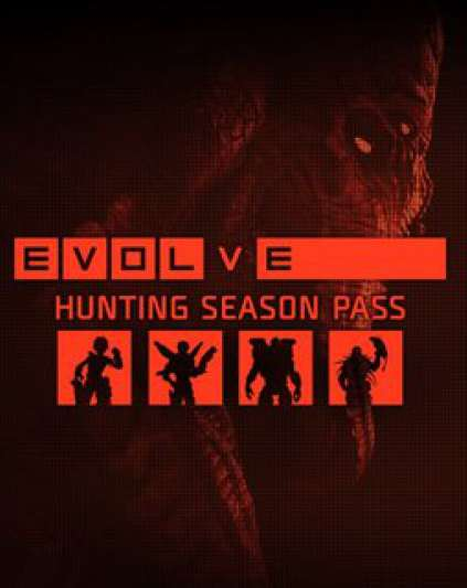 Evolve Hunting Season Pass