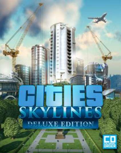 Cities Skylines Digital Deluxe Edition