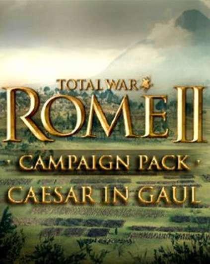 Total War ROME II Caesar in Gaul Campaign Pack