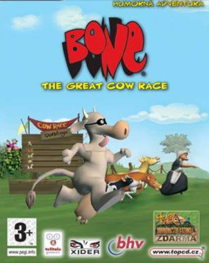 Bone Great Cow Race