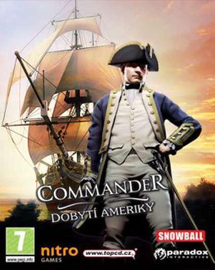 Commander Dobytí Ameriky