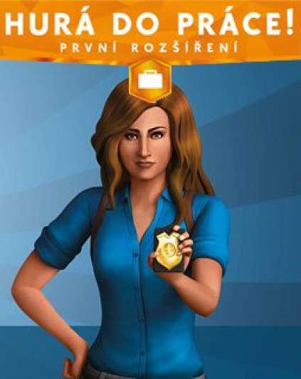 The Sims 4 Hurá do Práce