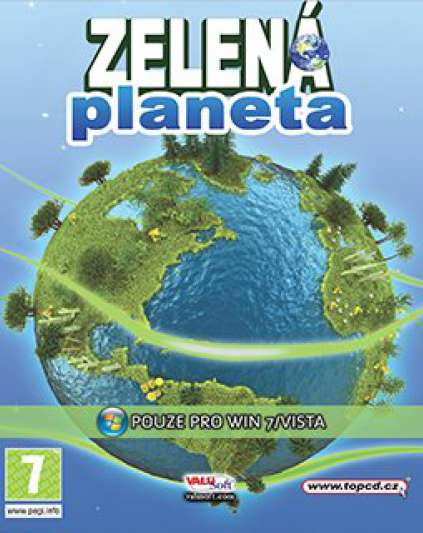 Zelená planeta Projekt Země