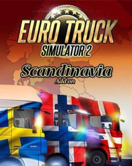 Euro Truck Simulátor 2 Scandinavia